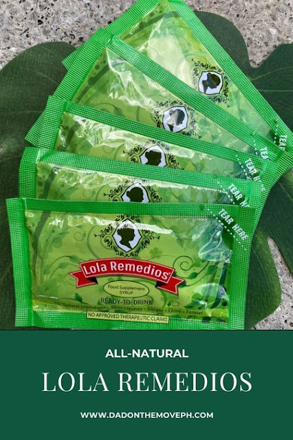 Lola Remedios product review