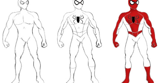 Shortcuts to Superhero Costumes