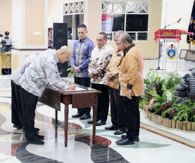 Rapat Koordinasi Pencegahan Korupsi Terintegrasi Se-Provinsi Sumatera Utara