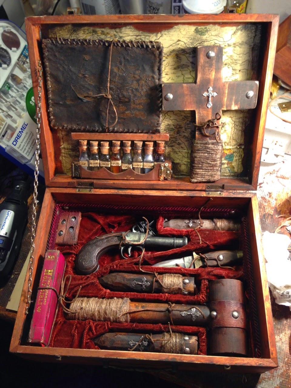 Tincanbandits Gunsmithing Monster Hunting Kits