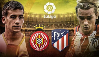 Atletico Madrid vs Girona Live Stream La Liga today on 19/8/2017