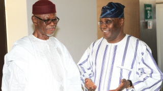 Atiku and Oyegun
