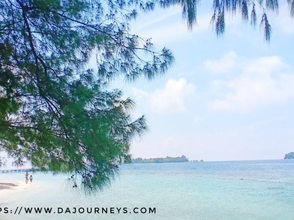 [Travel destination] Paket Liburan ke Pulau Seribu