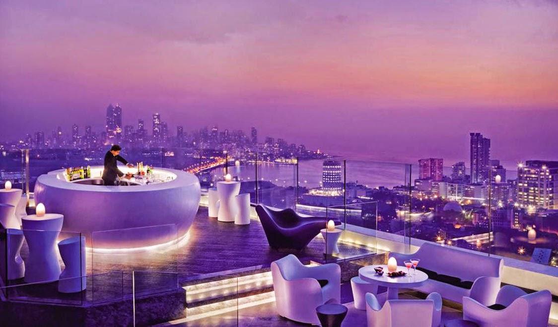 Stunning Rooftop Bars | Fleur de Londres