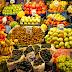 Świeże warzywa i owoce.