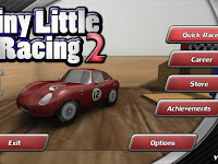Download Tiny Little Racing 2 2.01 APK MOD Offline Super HD Terbaru 2017