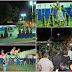 Praça com academia de saúde e parque infantil inaugurada no bairro Bela Vista foi de propositura do vereador Marcos de Enoque
