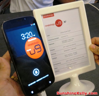 Ninetology, U9X1, Ninetology Launch, Tech Kaiju Arena, tech event, smartphone, tech blogger