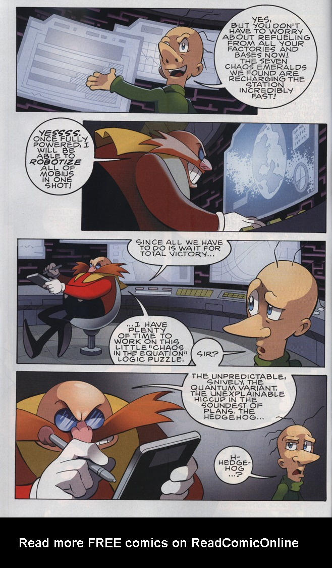 Read online Sonic The Hedgehog comic -  Issue #228 - 10