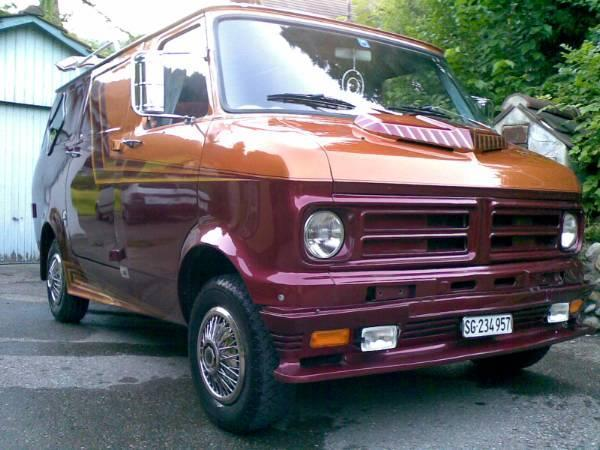 1970s vans for sale autos post. Black Bedroom Furniture Sets. Home Design Ideas