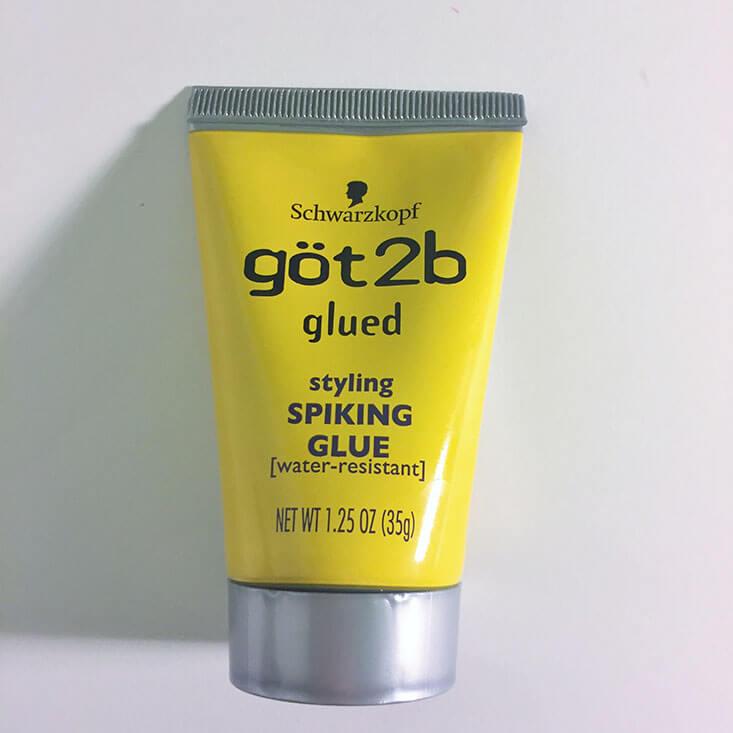 Schwarzkopf got2b Glued Styling Spiking Glue