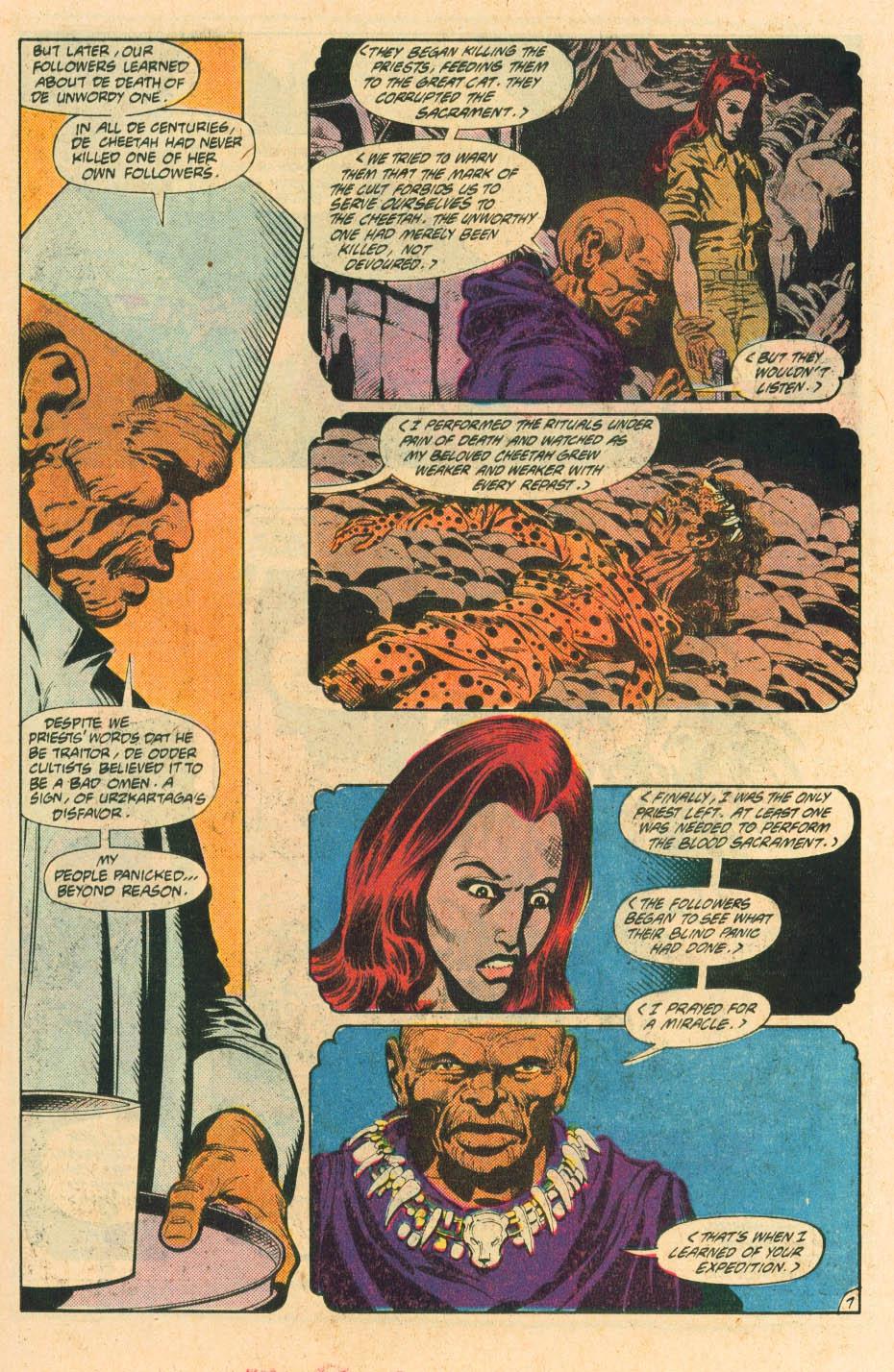 Read online Wonder Woman (1987) comic -  Issue #29 - 9