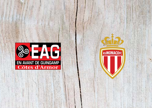 Guingamp vs Monaco - Highlights 6 April 2019