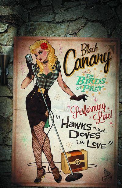 Black Canary - Bombshell Variant