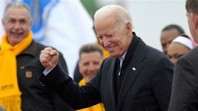 US Democratic presidential candidate Joe Biden raises $6.3 million in first 24 hours of campaign