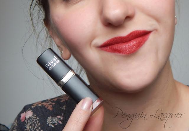 rival de loop matt lipstick 04 mit stift