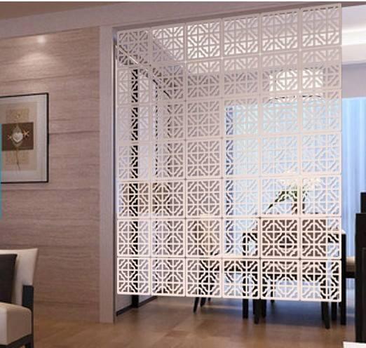 أفكار ديكورات لتصميم الفواصل الداخلية بين الغرف