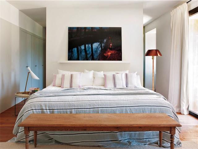 dormitorio mediterraneo de ensueno chicanddeco
