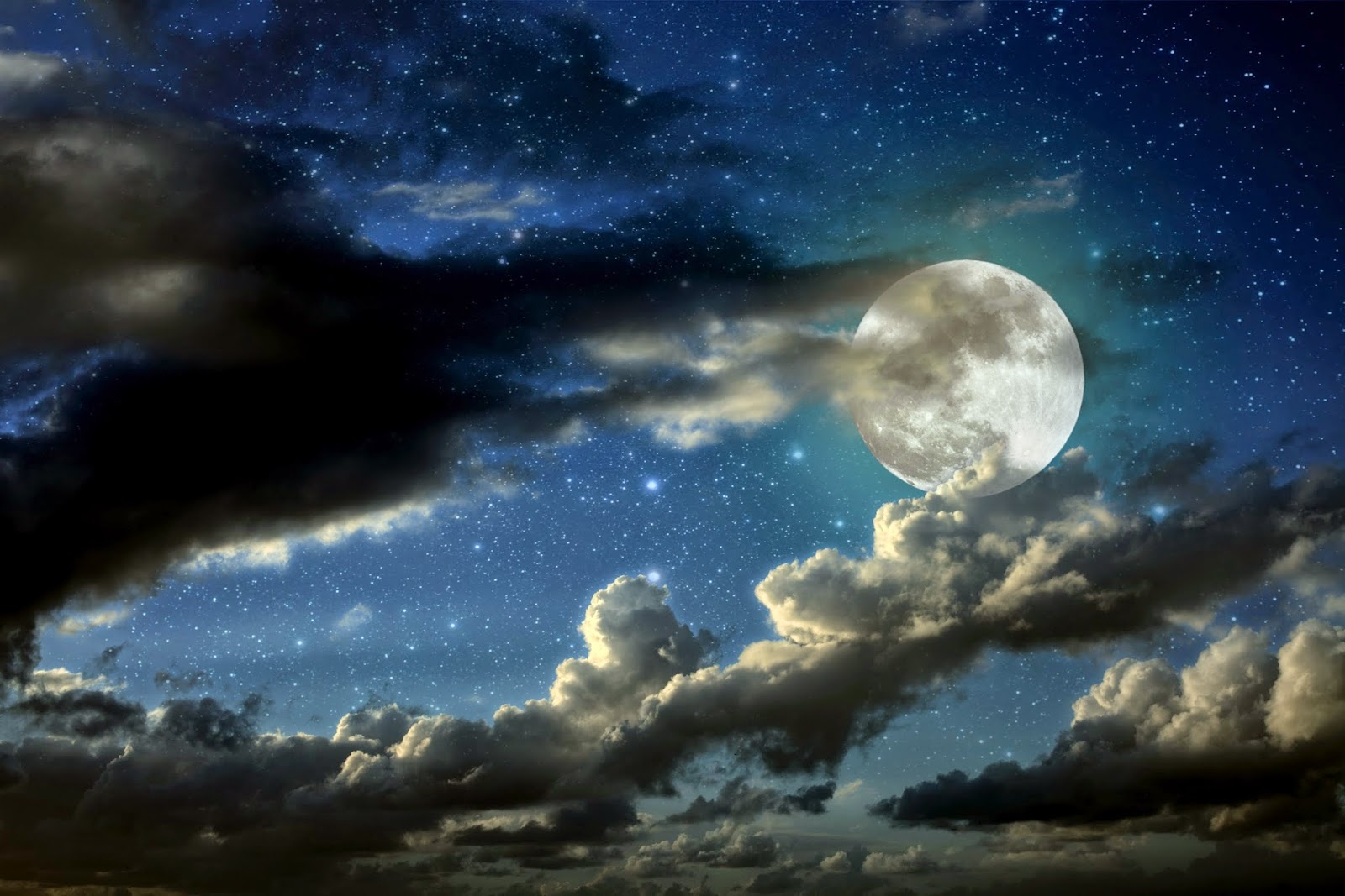 Moon HD wallpaper