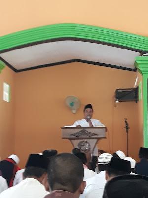 Kecamatan Tempuran Luncurkan Protap Sholat Jumling Perdesa