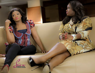 omotola jalade video interview toolz