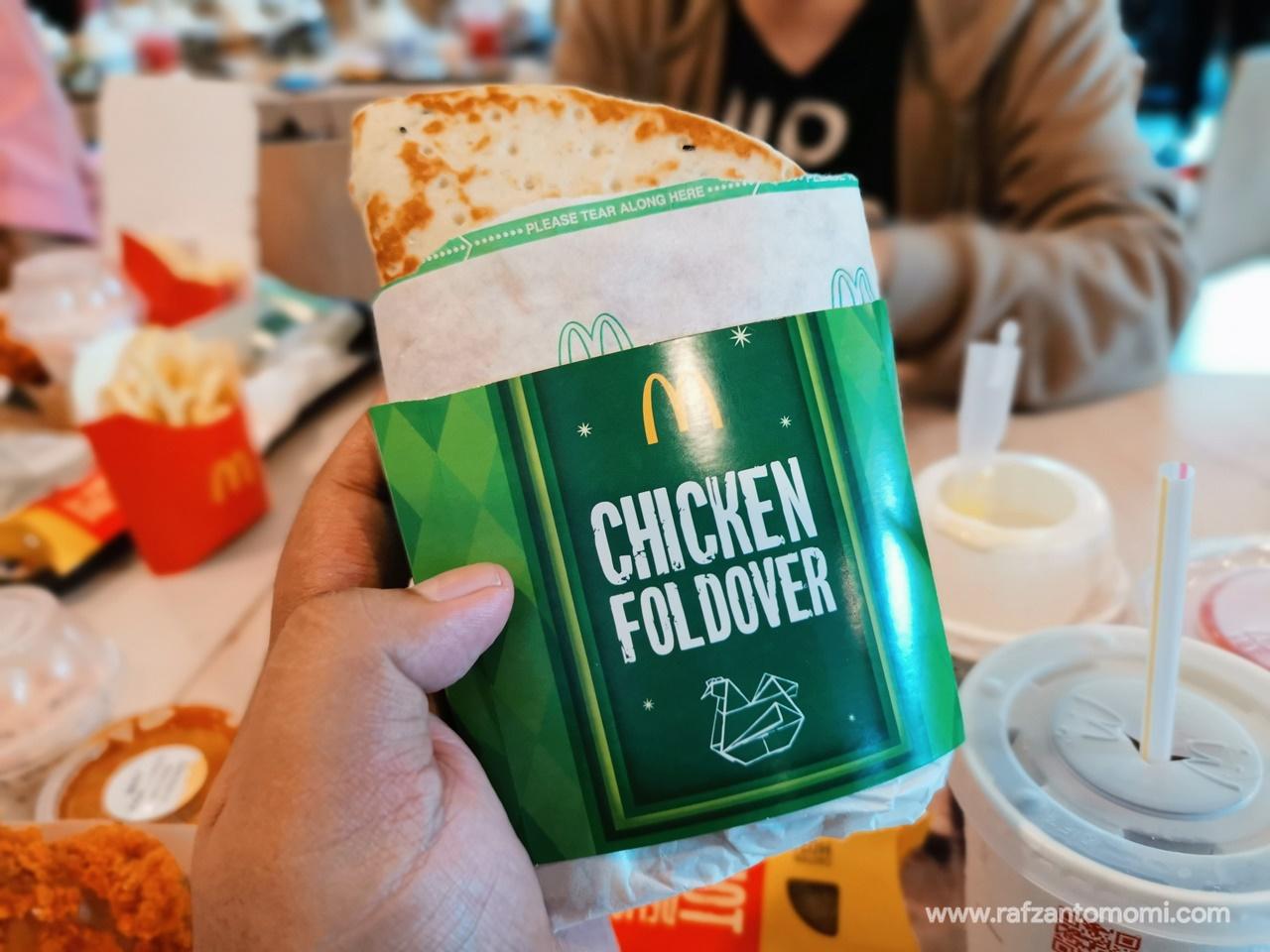 Menu Istimewa Sempena Ramadan Di McDonald's Malaysia