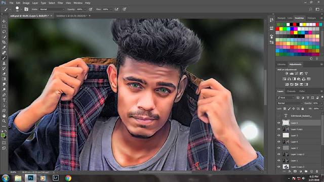 how to edit eyes like cb edit