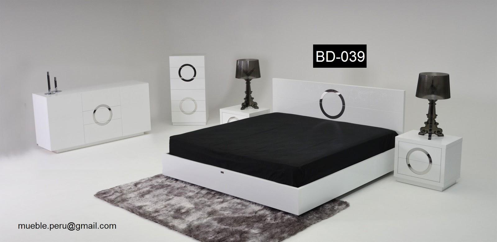 Dormitorios modernos exclusivos muebles para domitorio for Muebles de dormitorio lima