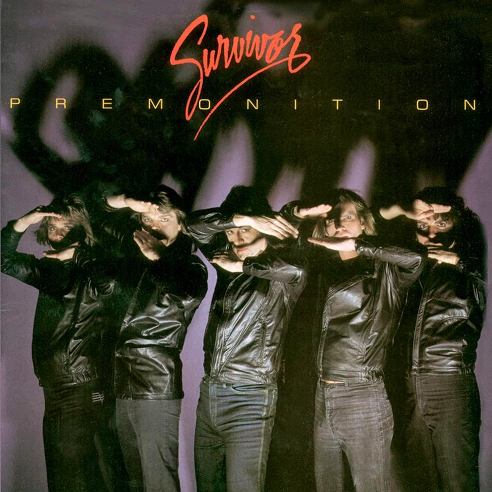 Survivor Premonition 1981 aor melodic rock