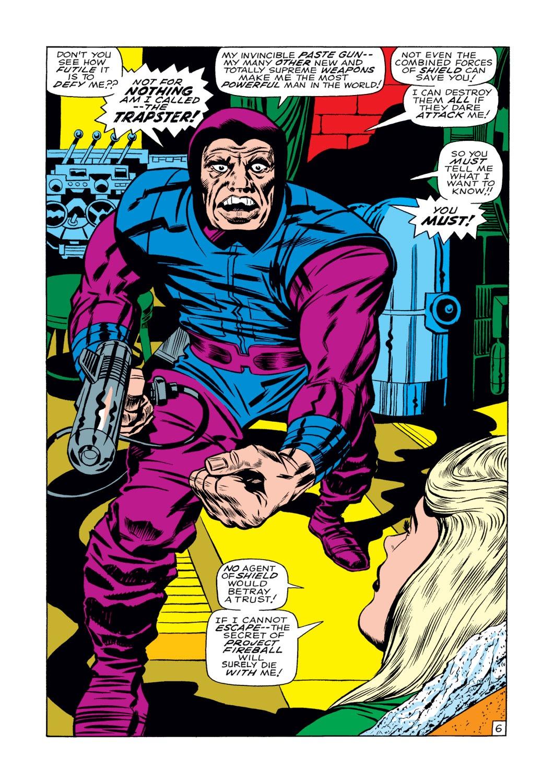 Read online Captain America (1968) comic -  Issue #108 - 7