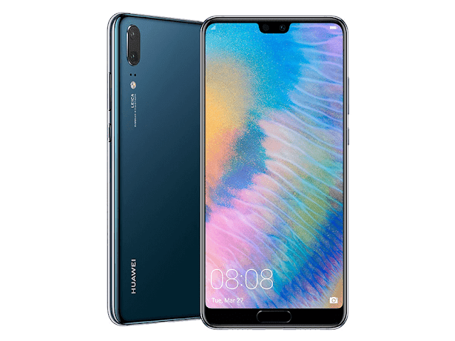 Huawei P20 is now official with dual Leica cameras