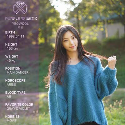 Yeowool Purple Beck