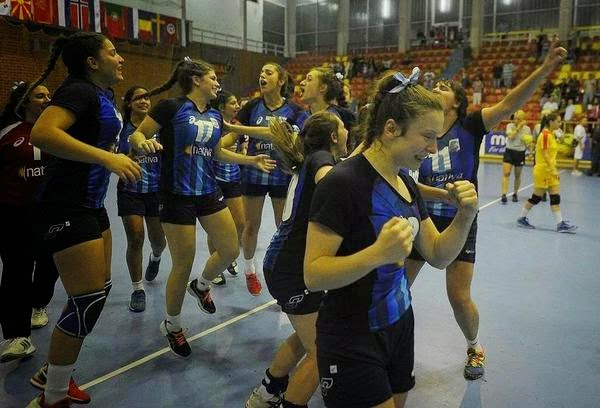Importante triunfo de Argentina sobre Macedonia   Mundo Handball