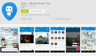 Aplikasi Android  Yang Bisa Membantu  Merubah Jakarta dan Kota – Kota di Indonesia