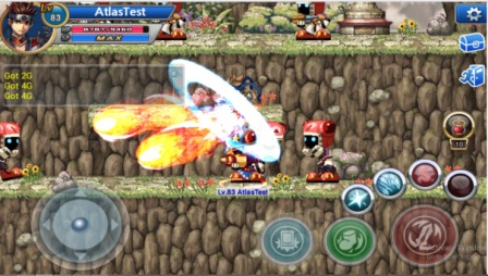 Game Action RPG Android Seru Soul Guardians MOD APK