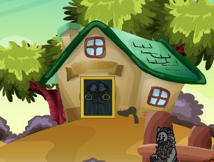 ZooZooGames Hidden Forest House