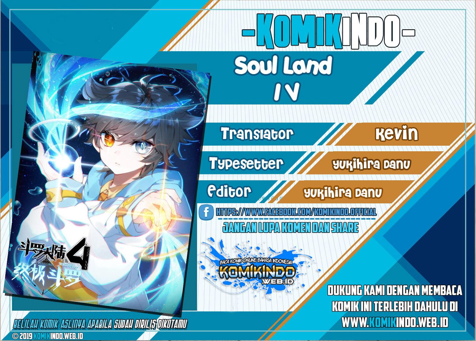 Komik Soul Land IV - The Ultimate Combat Chapter 14 Gambar 1