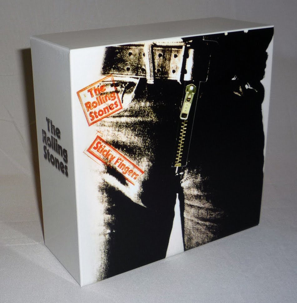The Rolling Stones Promo Box