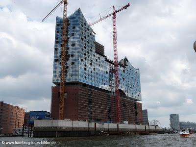 Hafenrundfahrt Hamburg Elbphilharmonie