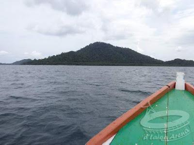 menuju ke Tanjung Putus
