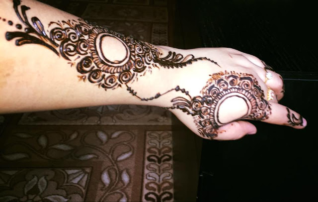 New Mehndi Designs 2016 Best Collection For Eid