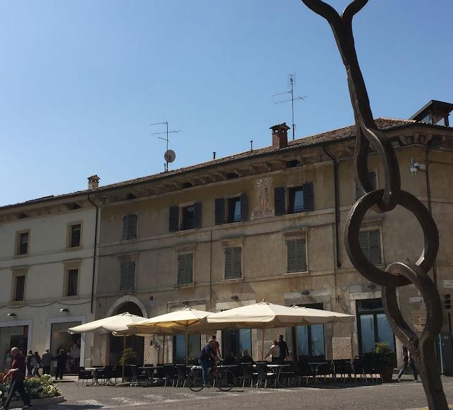 tres días en Verona
