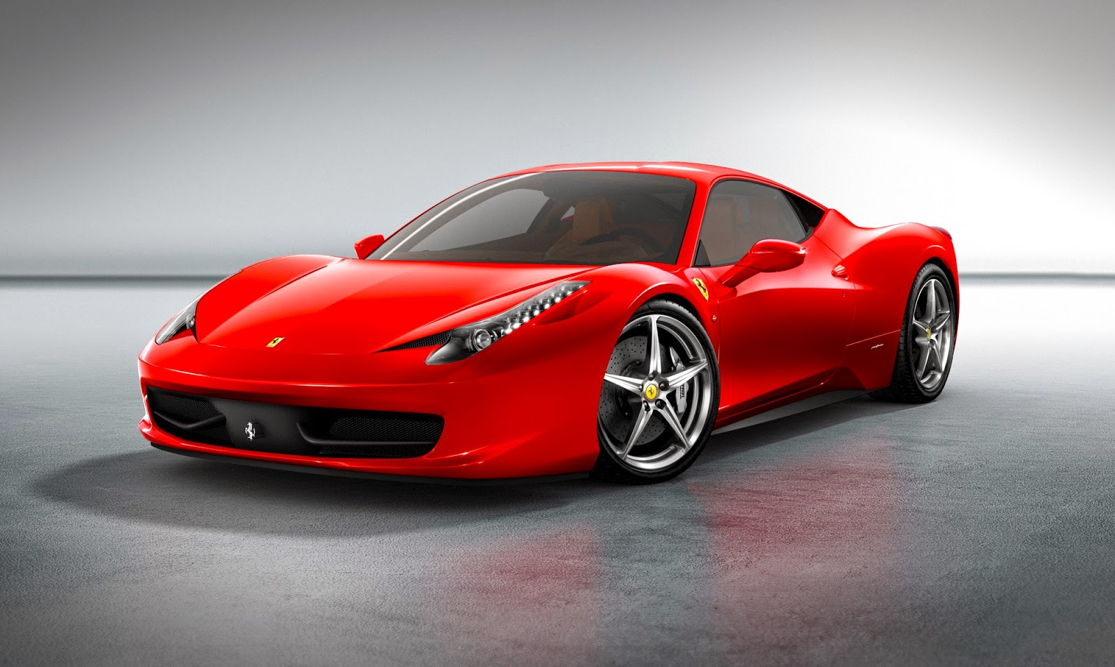 Willie Revillame owns Ferrari 458