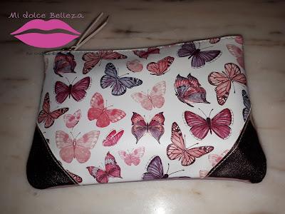 ipsy mayo 2018 neceser mariposas