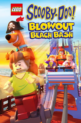 Lego Scooby-Doo! Blowout Beach Bash 2017 DVD R1 Latino