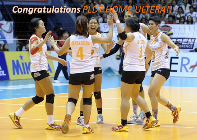 PLDT defeats Army in 5-set Shakey's V-League Championship