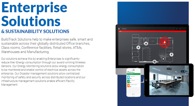BuildTrack Smart Office Automation Control Systems
