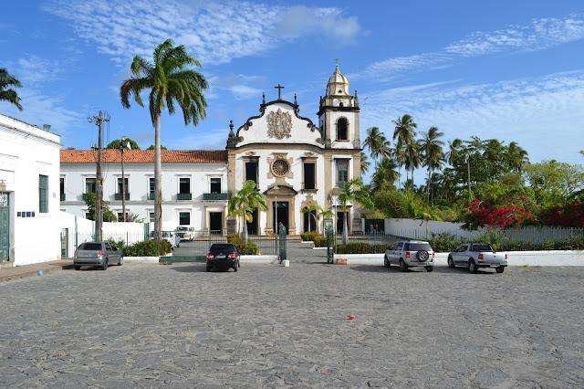 Mosteiro São Bento, Olinda, pernambuco