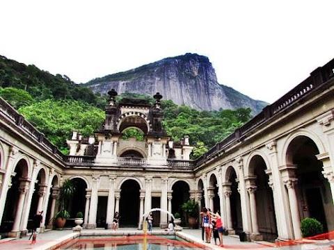 Conheça o Parque Lage no Rio de Janeiro