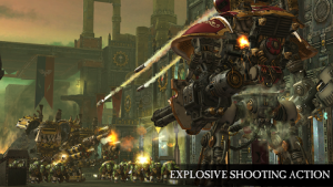 Downlod Warhammer 40,000 Freeblade MOD APK 2.0.0 Unlimited Money VIP Terbaru 2016